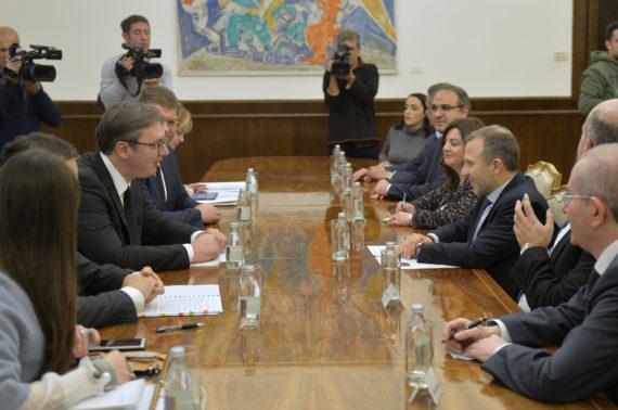 Serbia and Lebanon Boost Economic Co-operation – A New Business Horizon