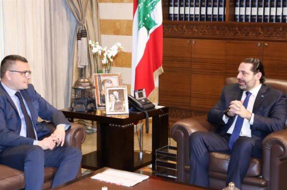 Srbija i Liban potpisali sporazum o razmeni poljoprivrednih proizvoda