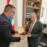 Nedimović: Liban prijatelj Srbije, raste ekonomska saradnja