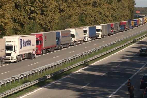 Serbia's imports and exports rise in January